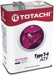 ЖИДКОСТЬ ДЛЯ АКПП TOTACHI ATF TYPE T-IV СИНТЕТИКА 4 ЛИТРА