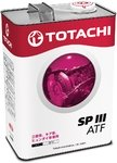 ЖИДКОСТЬ ДЛЯ АКПП TOTACHI ATF SPIII СИНТЕТИКА 4 ЛИТРА